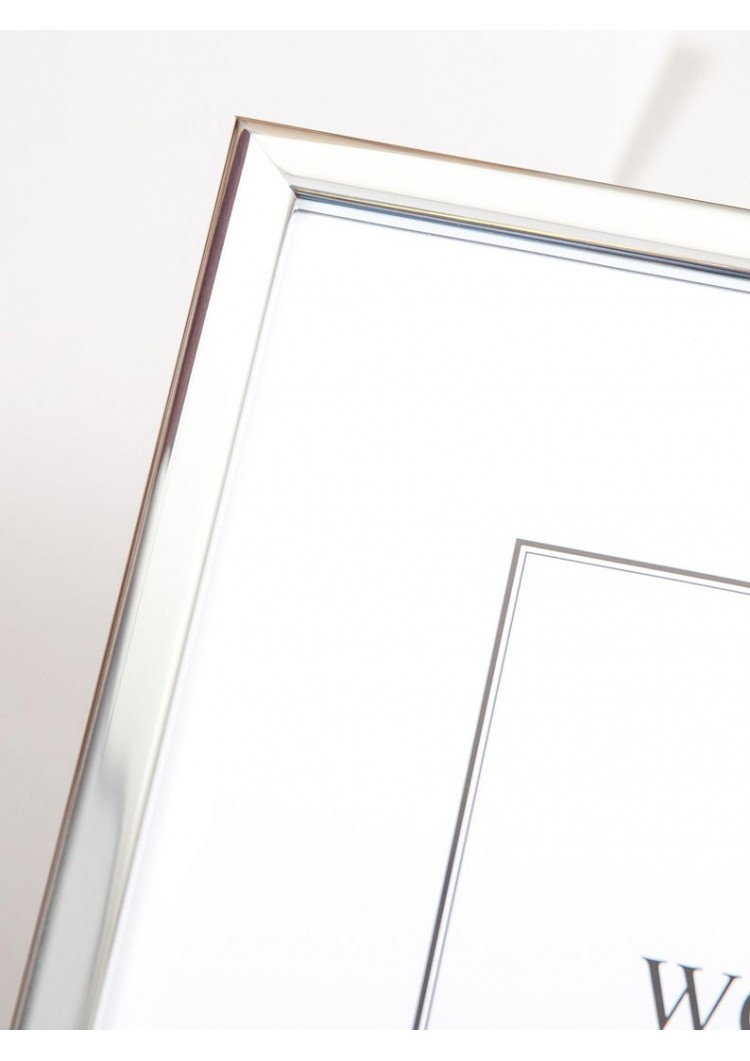 Thin Metal Picture Picture Frame 15mm  - A2 / A3 / A4 / 14x20cm