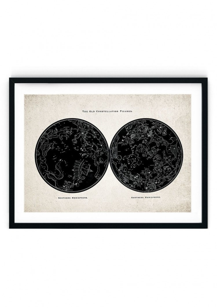 Constellations #2 Giclee Print