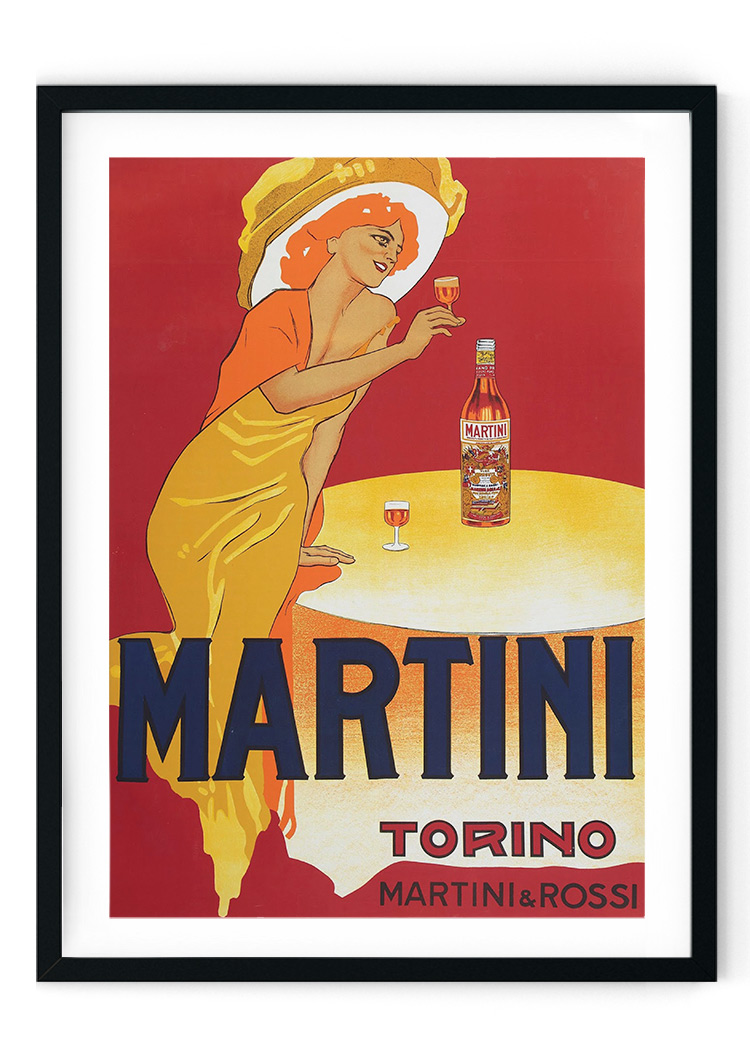A1 A2 A3 A4 A5 Vintage Art Print Poster Absinthe Robette Drink